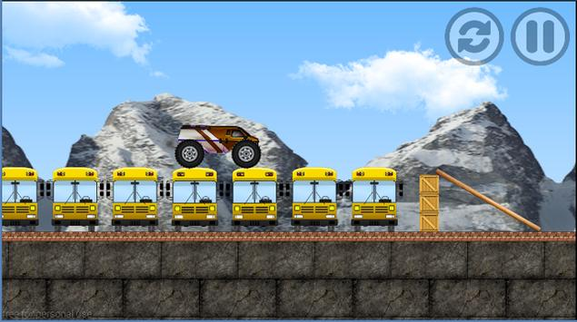 Extreme Car Mountain II screenshot 2