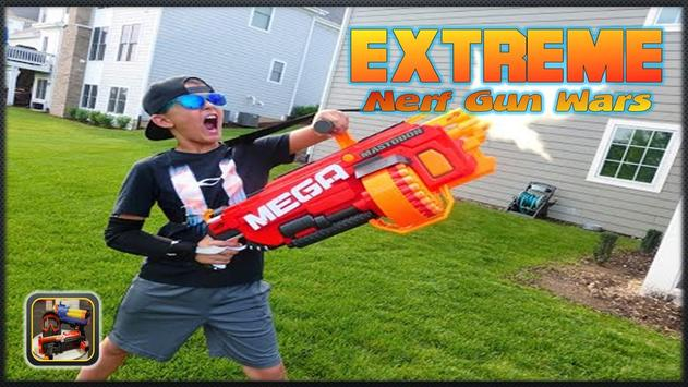 Extreme Nerf Gun Wars apk screenshot