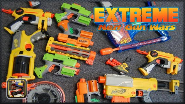 The description of Extreme Nerf Gun Wars