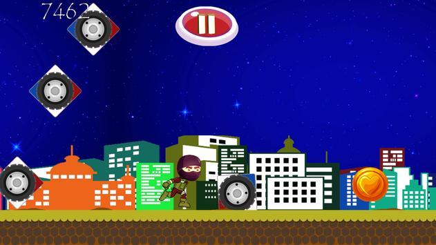 super ninja go adventure poster