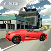 Extreme Turbo GT Car Drive 3D icon