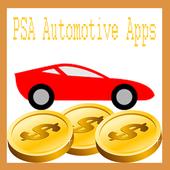 PSA Automotive Apps icon