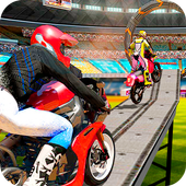 Extreme Bike Stunts Game 3D أيقونة