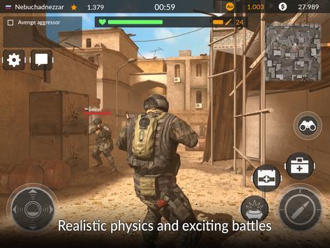 Code of War: Shooter Online screenshot 2