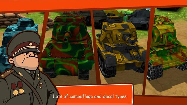 Toon Wars: Battle tanks online screenshot 1