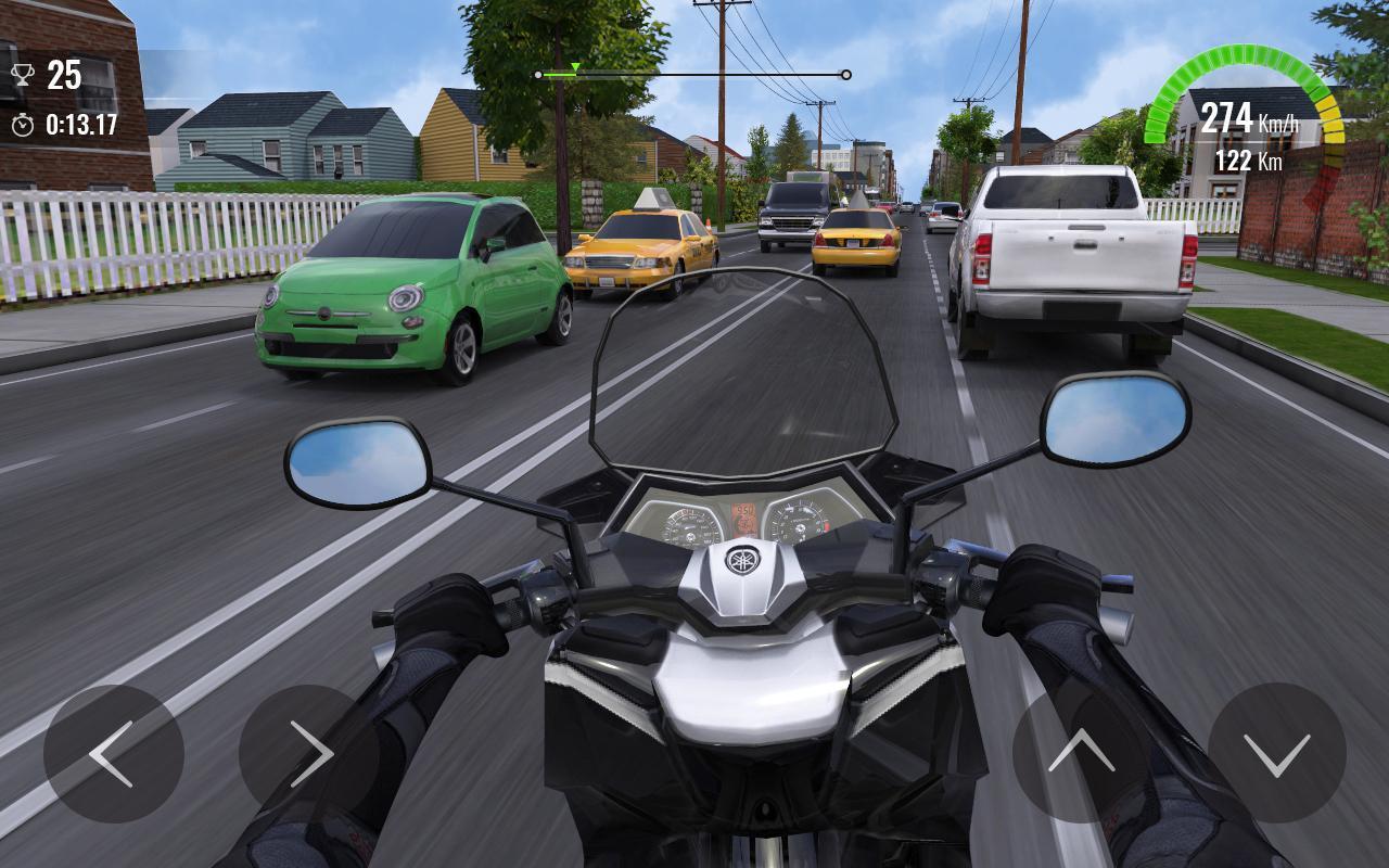 Moto Traffic Race 2 apk screenshot