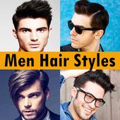Men Hairstyles New icon