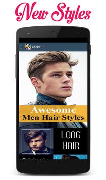 Men Hairstyles New poster