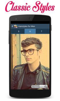 Men Hairstyles New apk screenshot