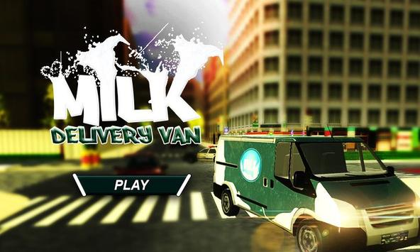 3D Milk Delivery Truck Transport apk screenshot