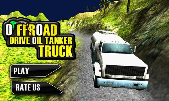 Offroad Oil Tanker Transporter Truck Simulator screenshot 3