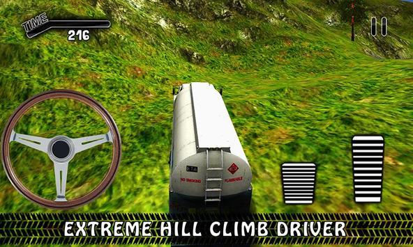 Offroad Oil Tanker Transporter Truck Simulator screenshot 2