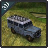 Offroad 3D Jeep Driving Simulator icon