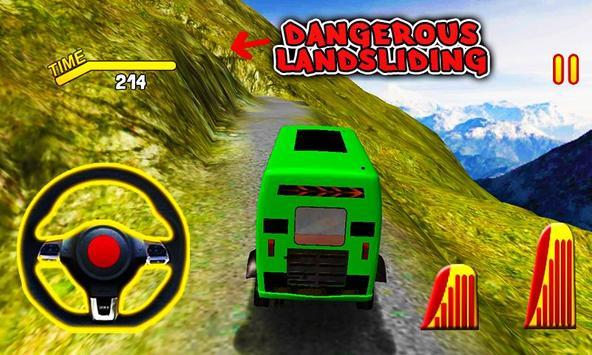 3D Off Road Auto Rickshaw Simulator apk screenshot