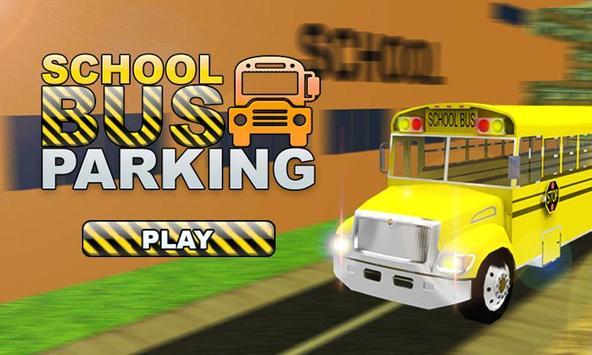 3D School Bus Driver Simulator poster