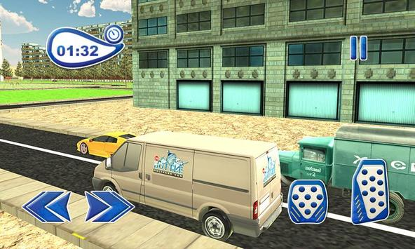 3D Mineral Water Bottle Transporter Simulator apk screenshot