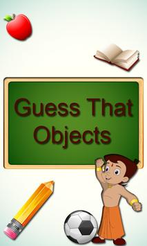 Guess That Objects poster