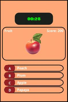 Guess That Fruit apk screenshot