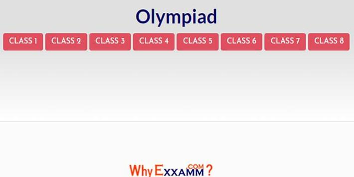 Olympiad App for Classes 1,2,3,4,5,6,7,8 poster