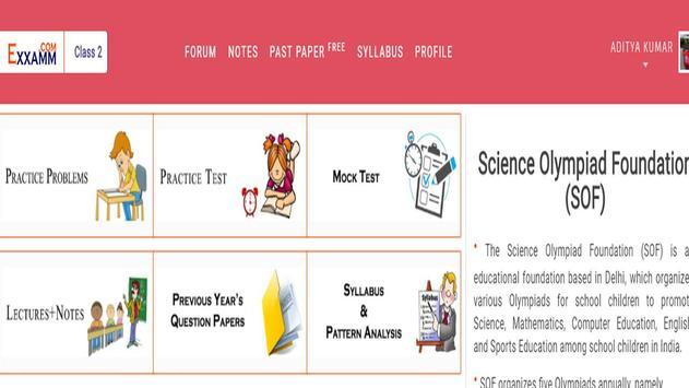Olympiad App for Classes 1,2,3,4,5,6,7,8 screenshot 4