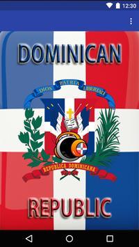 Dominican Republic Radio poster