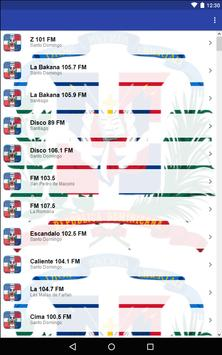 Dominican Republic Radio screenshot 7