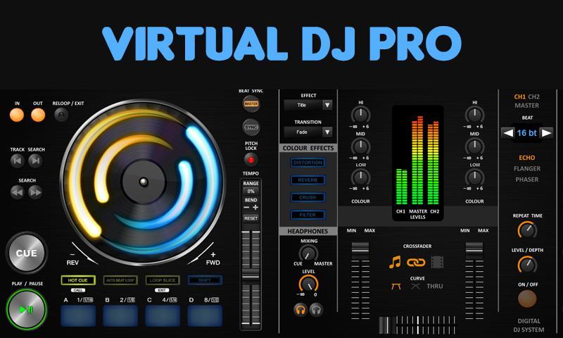 Virtual dj pro full apk download | Virtual dj 8 Pro Crack + license