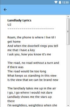 christmas baby please come home u2 screenshot 5 - Christmas Baby Please Come Home Lyrics