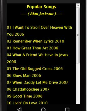 Alan Jackson - Remember When screenshot 4