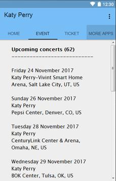 Katy Perry California Gurls apk screenshot