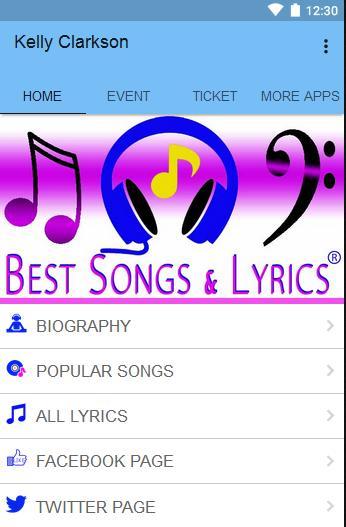 Kelly Clarkson Christmas Eve.Kelly Clarkson Christmas Eve Lyrics For Android Apk Download
