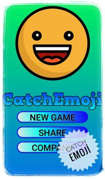 Catch Emoji poster