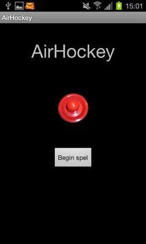 AirHockey poster