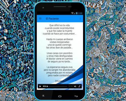 Alfredo Olivas Musicas y Letras En Definitiva apk screenshot