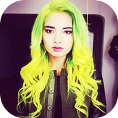 Hair Eyes Color Changer icon