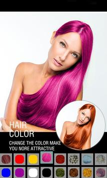 Hair Eyes Color Changer poster