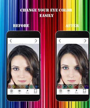 Hair Eyes Color Changer screenshot 3