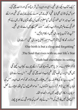 Khirki par dastak hoti ha urdu novel screenshot 2