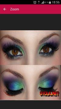Eye makeup tutorials screenshot 2