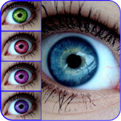 Eye Color Changer-Camera icon