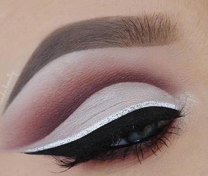 Eye makeup art screenshot 1