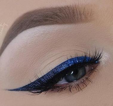 Eye makeup art screenshot 2