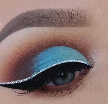 Eye makeup art screenshot 3