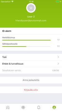 mySafety ID-Alarm screenshot 3