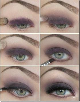 Eyebrow Makeup Tutorial apk screenshot