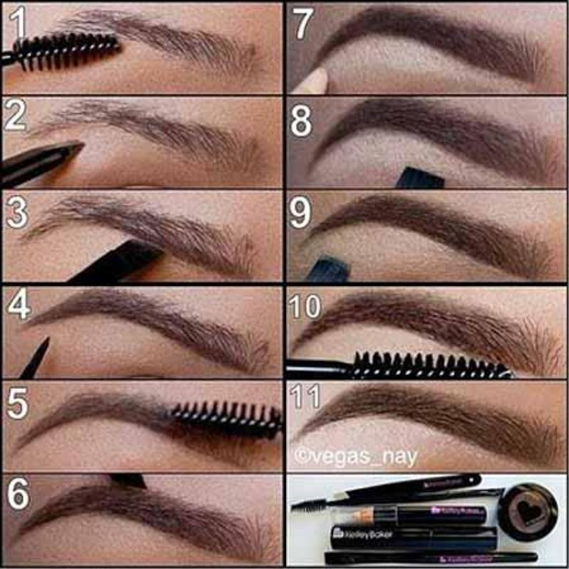 Eyebrow Make Up Tutorial For Android Apk Download