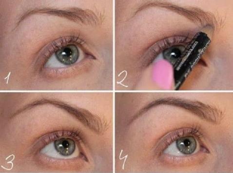 Eyebrow Makeup Tutorials screenshot 2