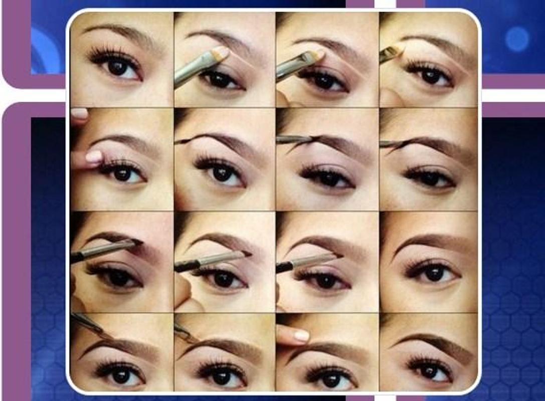 Eyebrow Pencil Tutorial For Android Apk Download