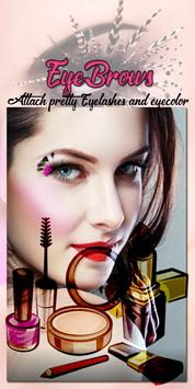Eyebrow Shaping poster