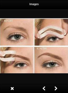 Eyebrow Shapes For Women screenshot 7